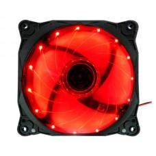 Ventilador FAN G-FIRE 120MM LED VERMELHO, EW1512E