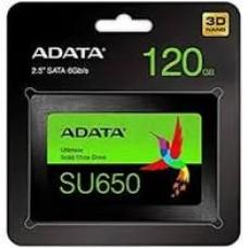 "SSD A-DATA SATA 120GB SU650 SATA III 2,5"" - ASU650SS-120GT-R"