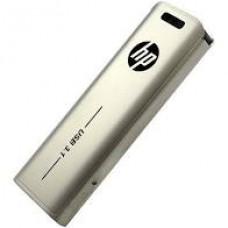 Pen Drive HP FD796L 32GB USB 3.1 Prata - HPFD796L-32
