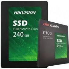 SSD HikVision SATA C100 240GB - HS-SSD-C100/240G