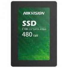SSD HikVision SATA C100 480GB - HS-SSD-C100/480G