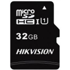 Cartão Memória Micro Sd Hikvision 32gb Class 10