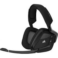 Headset Corsair VOID RGB ELITE Wirel. Premium Gaming CARBON - CA-9011201-NA