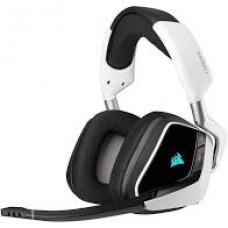 Headset Corsair VOID RGB ELITE Wirel. Premium Gaming WHITE - CA-9011202-NA