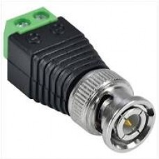 Conector Bnc Borne Com 10 Unidades