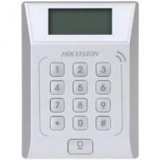 Controle de acesso Hikvision cartão MIFARE - DS-K1T801M