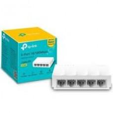 Switch TP-LINK de mesa / 5 portas 10/100 Mbps - LS1005