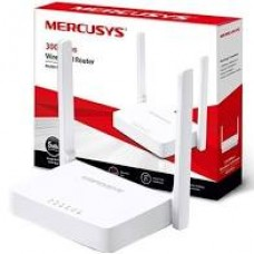 Roteador Mercusys Mw301r N300 2 Ant 5dbi 2 Lan - Mw301r(br)