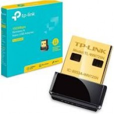 Nano Adaptador Tplink USB Wireless N150 -  TL-WN725N