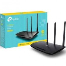Roteador Tplink Wireless N 450Mbps 4P 3 antenas fixas - TL-WR940N