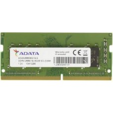 Memória A-Data Note Premier 8GB 2666MHz DDR4 SODIMM - AD4S266638G19-S
