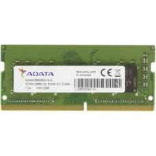 Memória A-Data Note Premier 8GB 2666MHz DDR4 SODIMM - AD4S266638G19-S