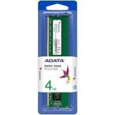 Memória A-DATA Premier 4GB CL19 2666MHz DDR4 DIMM - AD4U2666J4G19-S