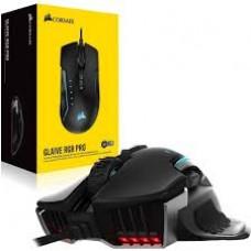 Mouse Corsair GLAIVE RGB PRO Alumi USB Optical 100-18000 DPI - CH-9302311-NA