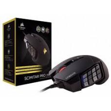Mouse Corsair SCIMITAR Black PRO RGB USB Opt 1 - 16000 DPI - CH-9304111-NA