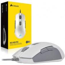 Mouse Corsair M55 White RGB PRO USB Optical 12400 DPI - CH-9308111-NA