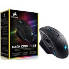 Mouse Corsair DARK CORE RGB Wir 16000DPI Blk- Qi Wir Chargin - CH-9315311-NA