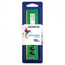 Memória A-Data 16GB DDR4 2666Mhz DIMM - D4U2666716G19-SGN