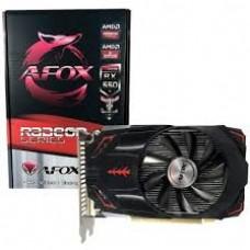 Placa de vídeo AFOX AMD RX550 2GB DDR5 128 BITS HDMI/DVI/DP - PL VIDEO AFOX RADEON AFRX550-2048D5H3