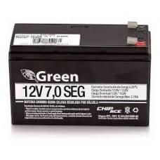 Bateria Selada GREEN 12 Volts/ 7.0 Ah - 013-3505